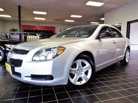2011 Chevrolet Malibu for sale at SAINT CHARLES MOTORCARS in Saint Charles IL