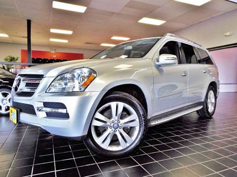 2011 Mercedes-Benz GL-Class for sale at SAINT CHARLES MOTORCARS in Saint Charles IL