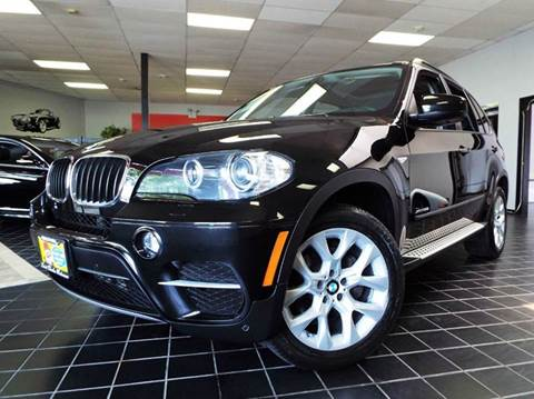 2011 BMW X5 for sale at SAINT CHARLES MOTORCARS in Saint Charles IL