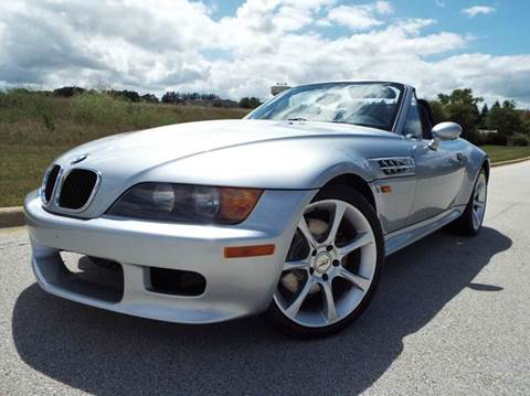 1998 BMW M for sale at SAINT CHARLES MOTORCARS in Saint Charles IL