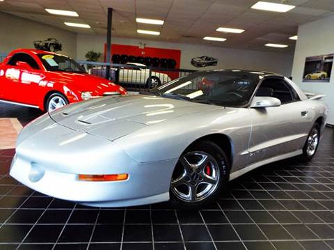 1997 Pontiac Firebird for sale at SAINT CHARLES MOTORCARS in Saint Charles IL