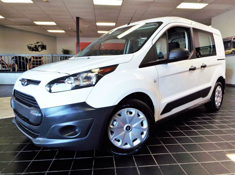 2014 Ford Transit Connect Cargo for sale at SAINT CHARLES MOTORCARS in Saint Charles IL