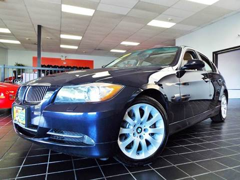 2007 BMW 3 Series for sale at SAINT CHARLES MOTORCARS in Saint Charles IL