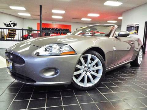 2009 Jaguar XK for sale at SAINT CHARLES MOTORCARS in Saint Charles IL