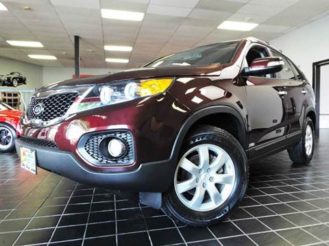 2011 Kia Sorento for sale at SAINT CHARLES MOTORCARS in Saint Charles IL