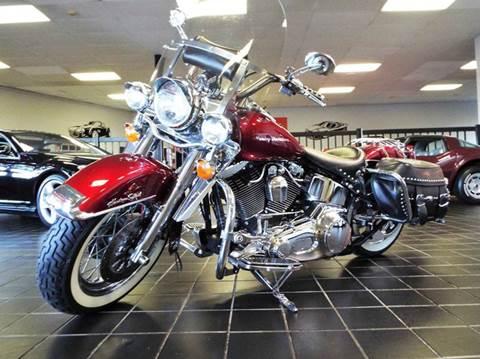 2000 Harley-Davidson Softail for sale at SAINT CHARLES MOTORCARS in Saint Charles IL