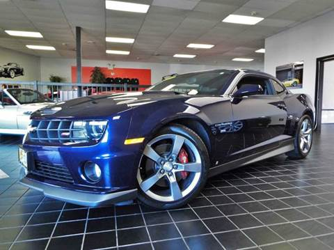 2010 Chevrolet Camaro for sale at SAINT CHARLES MOTORCARS in Saint Charles IL