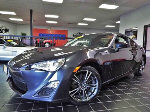 2015 Scion FR-S for sale at SAINT CHARLES MOTORCARS in Saint Charles IL