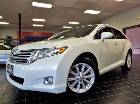 2012 Toyota Venza for sale at SAINT CHARLES MOTORCARS in Saint Charles IL