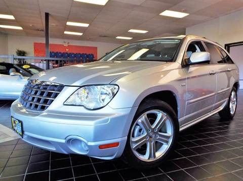 2008 Chrysler Pacifica for sale at SAINT CHARLES MOTORCARS in Saint Charles IL