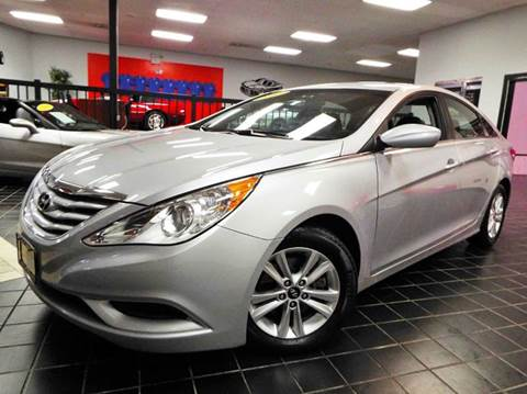 2011 Hyundai Sonata for sale at SAINT CHARLES MOTORCARS in Saint Charles IL