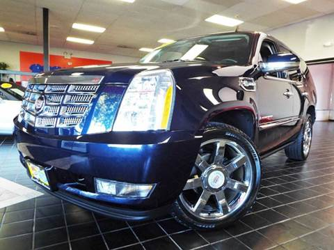 2009 Cadillac Escalade Hybrid for sale at SAINT CHARLES MOTORCARS in Saint Charles IL