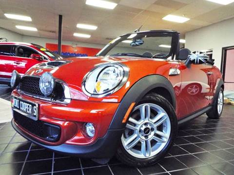 2013 MINI Convertible for sale at SAINT CHARLES MOTORCARS in Saint Charles IL