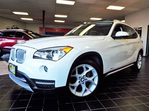 2013 BMW X1 for sale at SAINT CHARLES MOTORCARS in Saint Charles IL