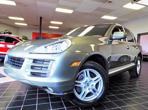 2010 Porsche Cayenne for sale at SAINT CHARLES MOTORCARS in Saint Charles IL