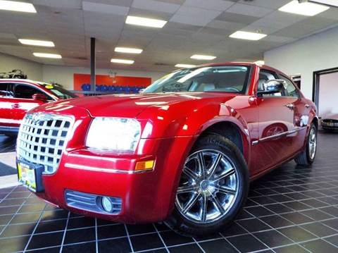 2010 Chrysler 300 for sale at SAINT CHARLES MOTORCARS in Saint Charles IL