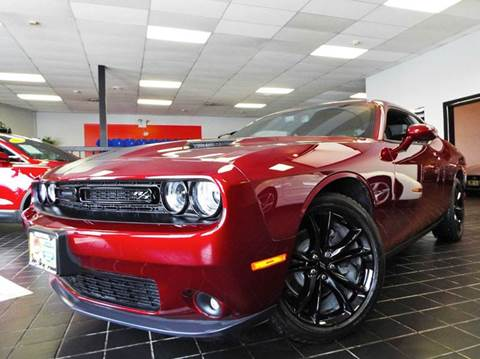 2017 Dodge Challenger for sale at SAINT CHARLES MOTORCARS in Saint Charles IL