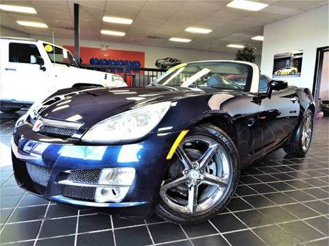 2007 Saturn SKY for sale at SAINT CHARLES MOTORCARS in Saint Charles IL