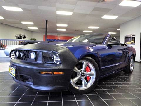 2009 Ford Mustang for sale at SAINT CHARLES MOTORCARS in Saint Charles IL
