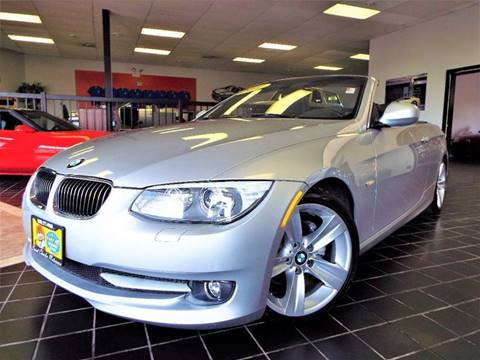 2011 BMW 3 Series for sale at SAINT CHARLES MOTORCARS in Saint Charles IL