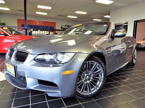 2010 BMW M3 for sale at SAINT CHARLES MOTORCARS in Saint Charles IL