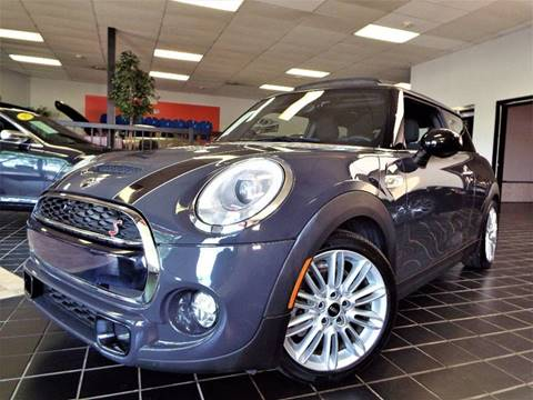 2015 MINI Hardtop 2 Door for sale at SAINT CHARLES MOTORCARS in Saint Charles IL