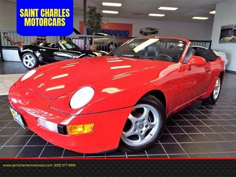 1993 Porsche 968 for sale in Saint Charles, IL