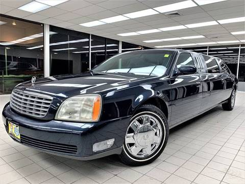 2003 Cadillac DTS for sale in Saint Charles, IL