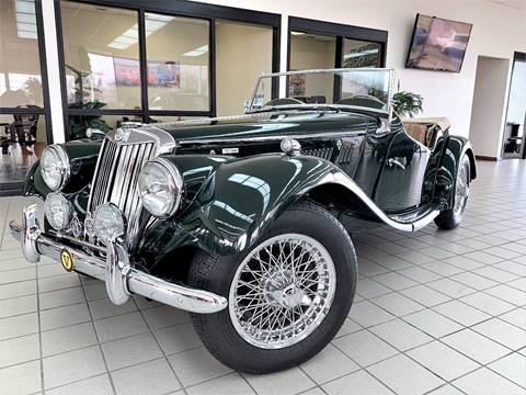 1955 MG TF for sale in Saint Charles, IL