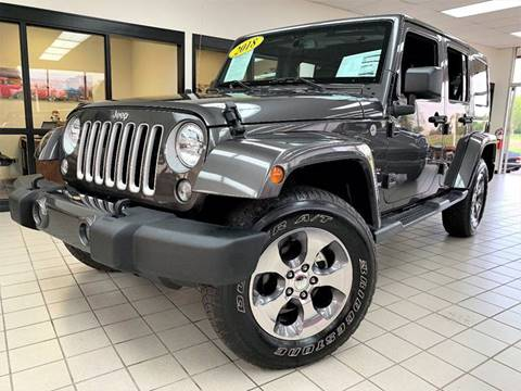2018 Jeep Wrangler Unlimited for sale in Saint Charles, IL
