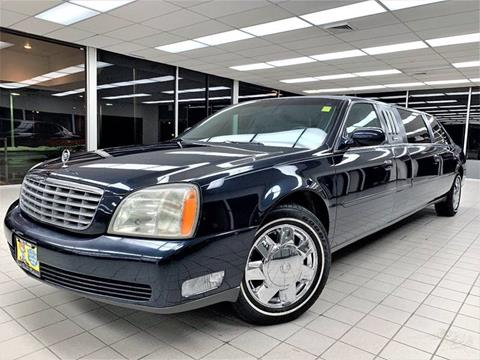 2003 Cadillac Dts For Sale In Saint Charles Il