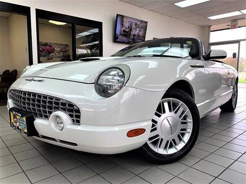 Used Ford Thunderbird For Sale Carsforsale Com