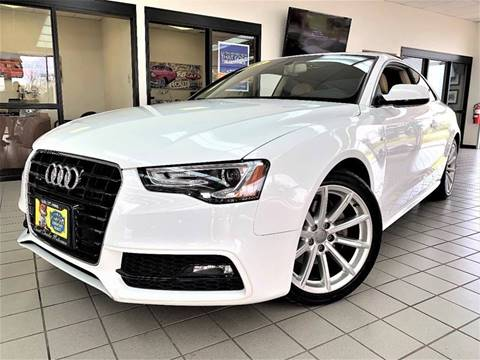 2015 Audi A5 for sale in Saint Charles, IL