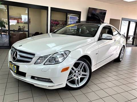 2012 Mercedes-Benz E-Class for sale in Saint Charles, IL