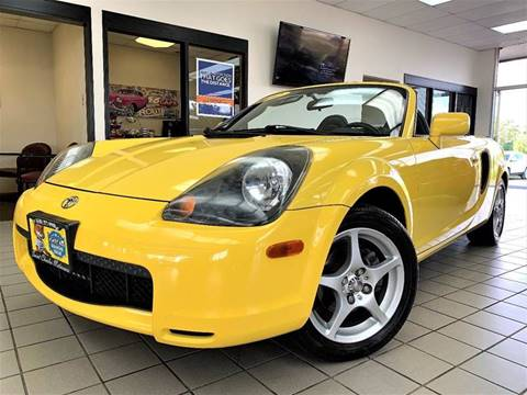 2002 Toyota MR2 Spyder for sale in Saint Charles, IL