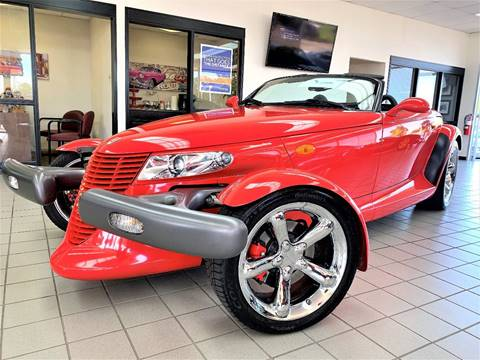 1999 Plymouth Prowler for sale in Saint Charles, IL