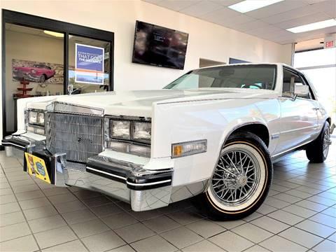 1985 Cadillac Eldorado for sale in Saint Charles, IL
