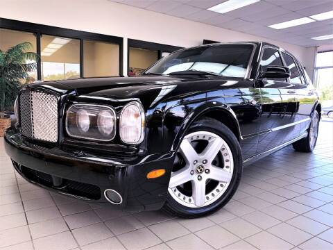 2003 Bentley Arnage for sale at SAINT CHARLES MOTORCARS in Saint Charles IL
