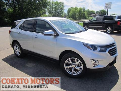 2018 Chevrolet Equinox for sale in Cokato, MN