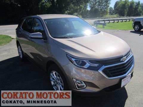 2018 Chevrolet Equinox for sale in Cokato, MN