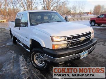 2006 Chevrolet Silverado 2500HD for sale in Cokato, MN