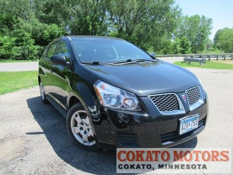 2009 Pontiac Vibe for sale in Cokato, MN