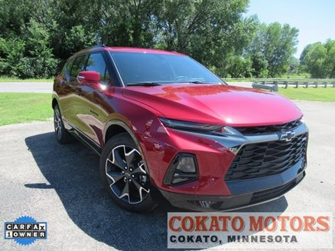 2019 Chevrolet Blazer for sale in Cokato, MN