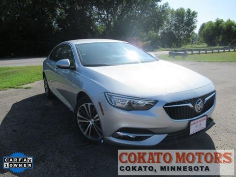 Cars For Sale Mn By Owner >> 2018 Buick Regal Sportback For Sale In Cokato Mn