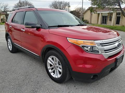 2011 Ford Explorer XLT for sale at Half Price Auto Sales in Arlington TX