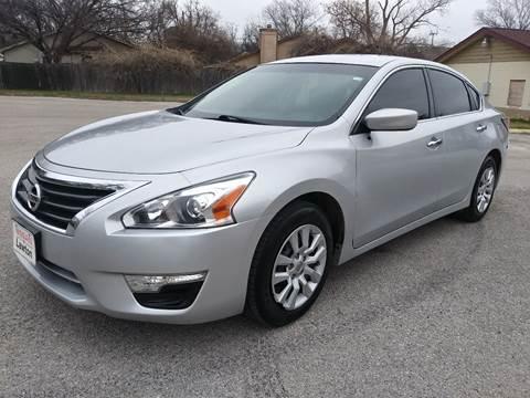 2014 Nissan Altima 2.5 S for sale at Half Price Auto Sales in Arlington TX