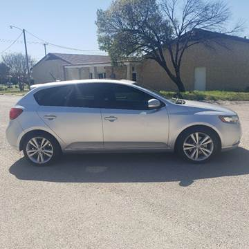 2011 Kia Forte5 SX for sale at Half Price Auto Sales in Arlington TX