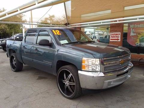 2012 Chevrolet Silverado 1500 for sale in Las Vegas, NV