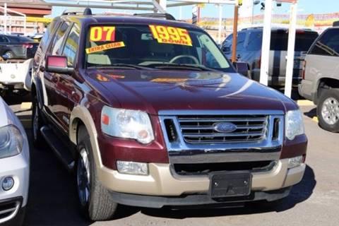 2007 Ford Explorer for sale in Las Vegas, NV
