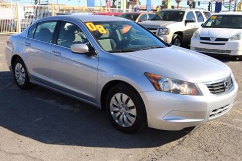 2008 Honda Accord for sale in Las Vegas, NV